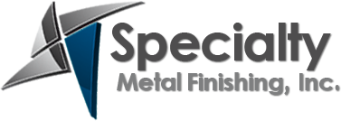 Specialty Metal Finishing, Inc., Logo